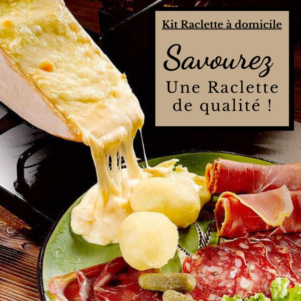 kit raclette à domicile, location vaisselle Lavaur